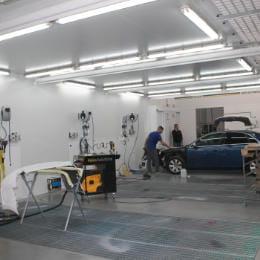 taller de chapa y pintura almeria
